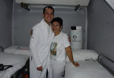 Camarote da Globo 2011