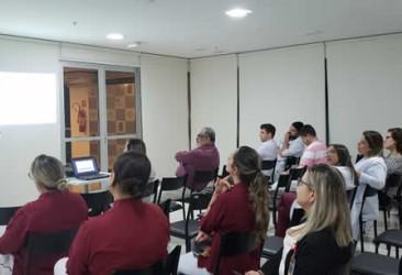 Treinamento Protocolo de Cuidados Paliativos